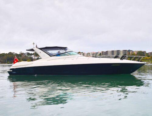 2004 Riviera M430 Sports Cruiser – SOLD